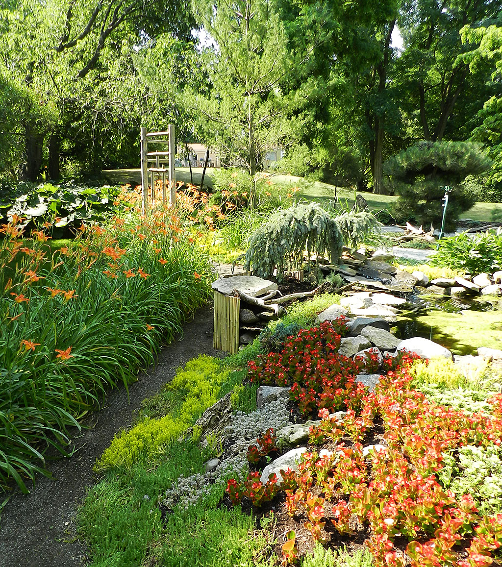 Website Extra Asian Inspired Garden Michigan Gardener