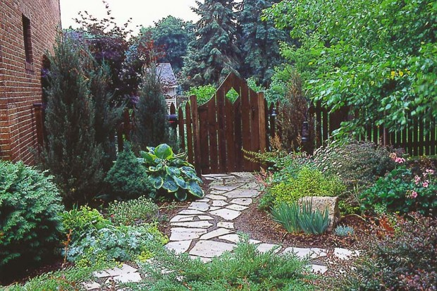 Never be overly concerned about what your garden might say. Take a hint from these gardeners, who have relocated almost every major feature in their garden numerous times—we gardeners just keep on growing!